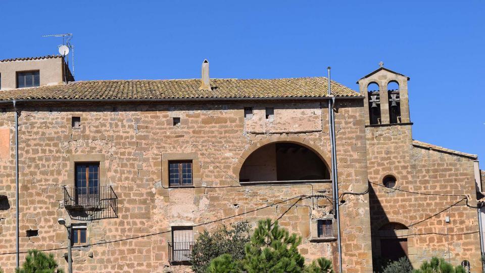 Building  Ca n'Alió o Casa Solsona - Author Ramon Sunyer (2017)