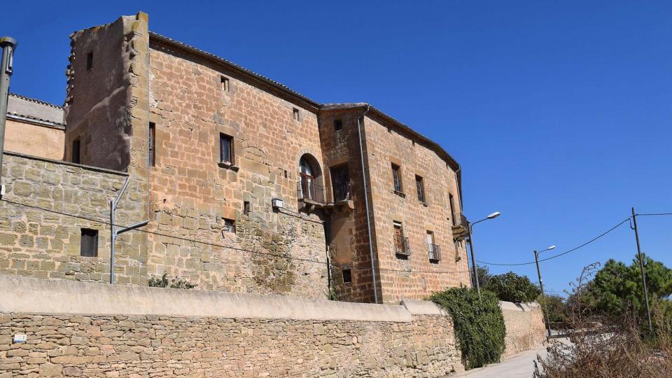 Bâtiment  Ca n'Alió o Casa Solsona - Auteur Ramon Sunyer (2017)