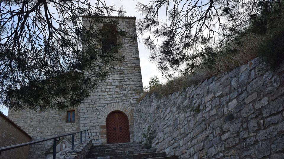 27.05.2017 Església de sant Joan  Montornès de Segarra -  Ramon Sunyer