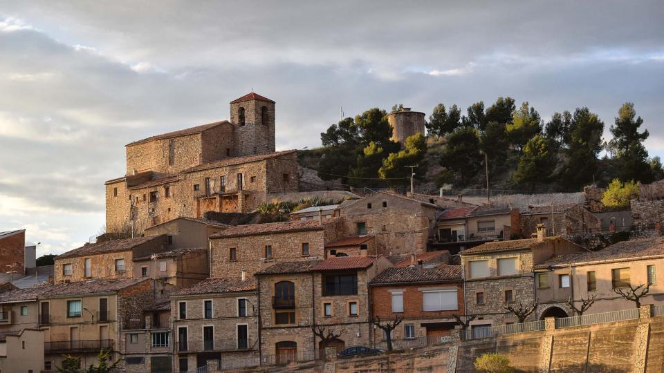 Church of Sant Joan - Author Ramon Sunyer (2017)
