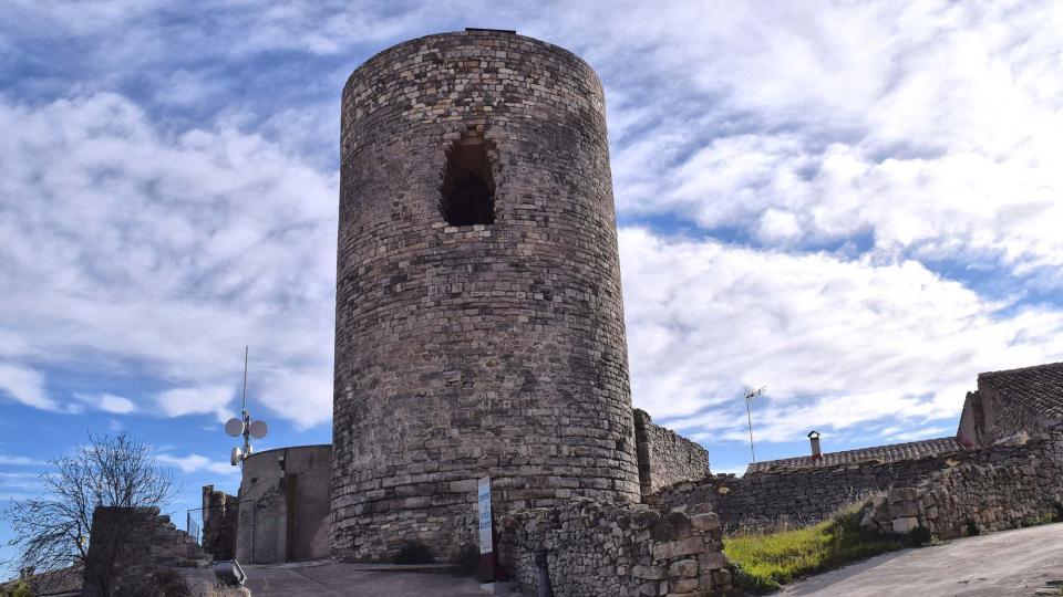 03.12.2017 torre  L'Ametlla de Segarra -  Ramon Sunyer