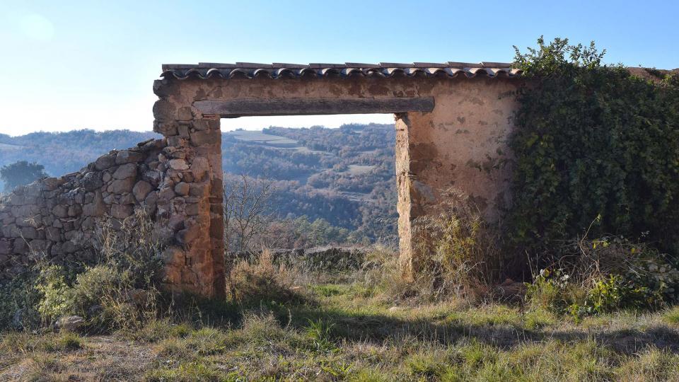 06.12.2017 Mas Pujol  Les Cases de la Serra -  Ramon Sunyer
