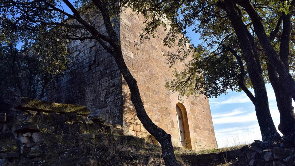 10.12.2016 Ermita de sant Miquel de Tudela  La Prenyanosa -  Ramon Sunyer