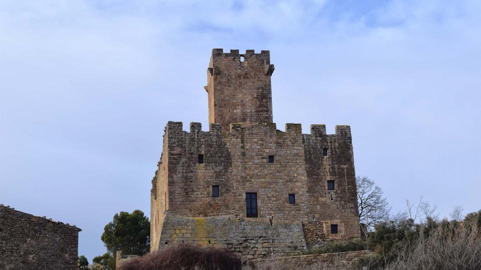 28.12.2017 Castell de les Sitges  Florejacs -  Ramon Sunyer