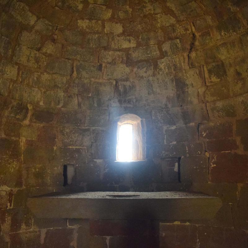 28.12.2017 Església de Sant Pere de les Sitges  Florejacs -  Ramon Sunyer