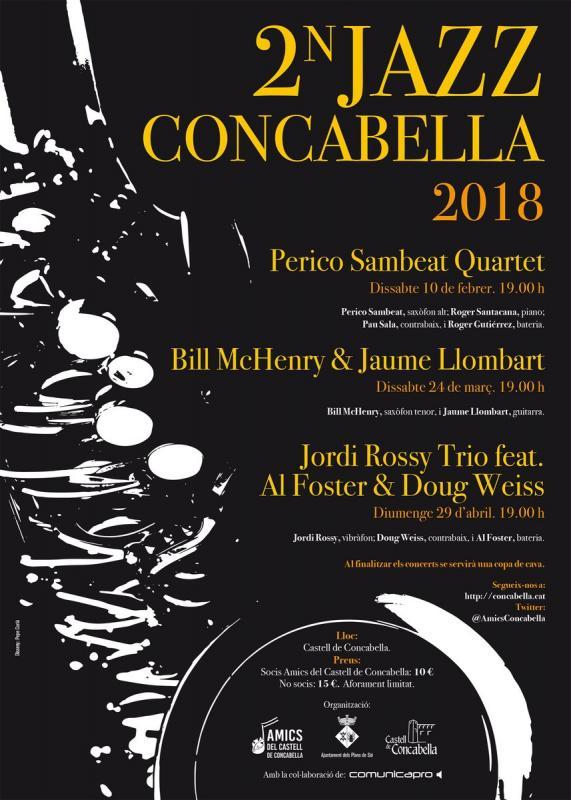 II JazzConcabella 2018 - Concabella