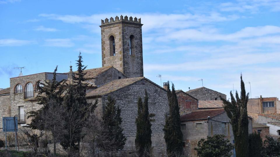 03.02.2018 Església de Sant Esteve  Vicfred -  Ramon Sunyer