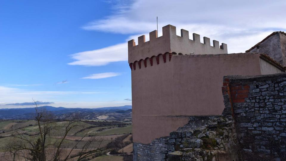 03.02.2018 castell  Vicfred -  Ramon Sunyer
