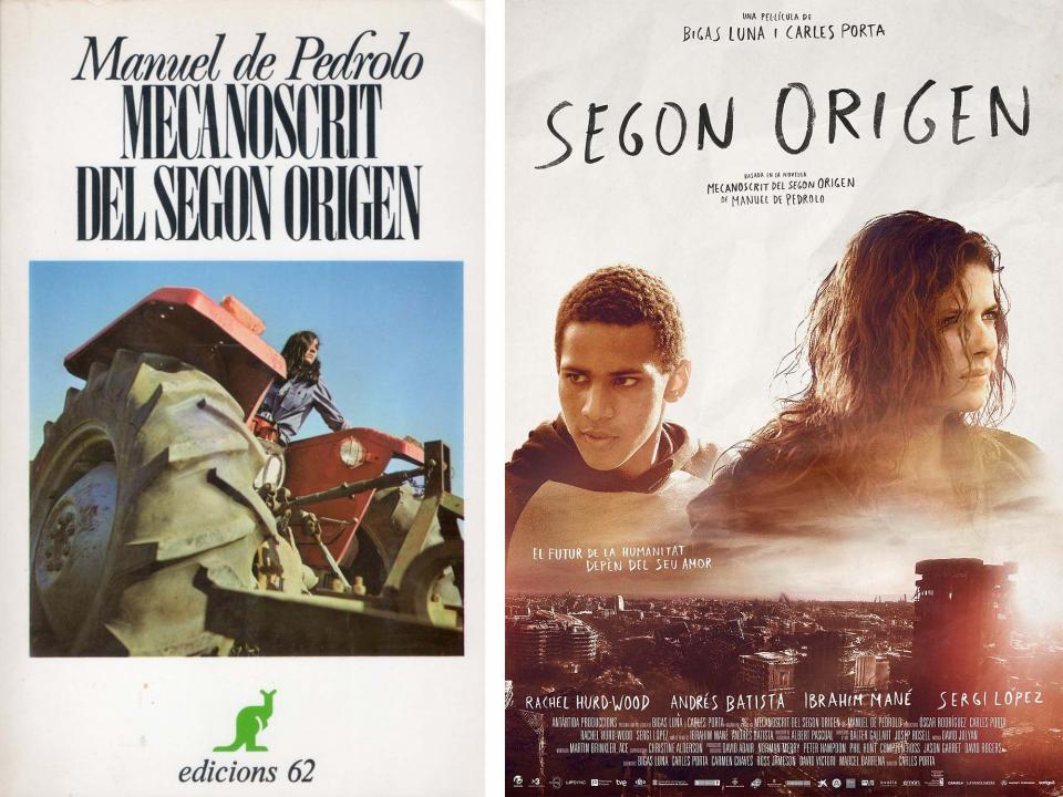 Mecanoscrit de segon origen segurament l'obra més popular de Pedrolo i adaptada al cine per Bigas Luna -