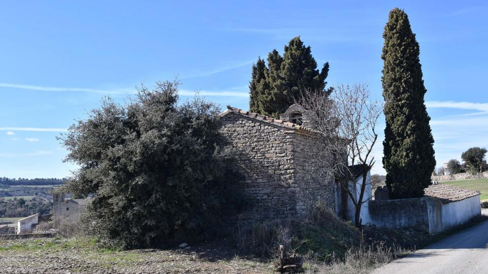 18.02.2018 Capella de Sant Julià  Vilagrasseta -  Ramon Sunyer