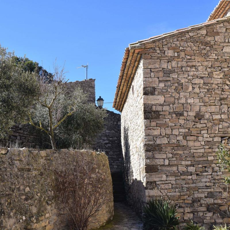 18.02.2018 Església de Sant Andreu  Vilagrasseta -  Ramon Sunyer