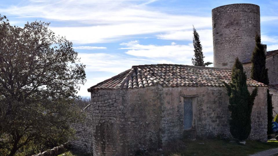 Church Sant Pere de Mejanell