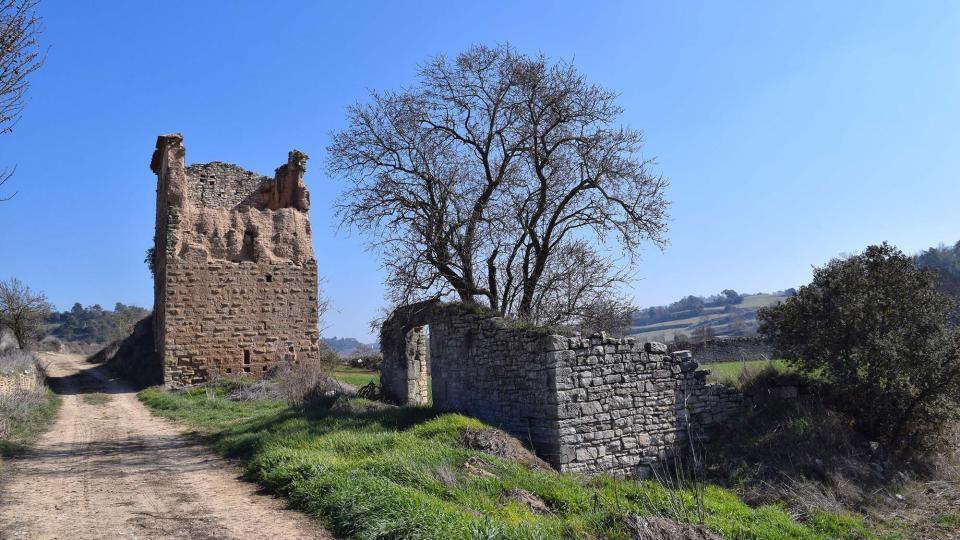 25.02.2018 Molí de Maià  Santa Fe -  Ramon Sunyer