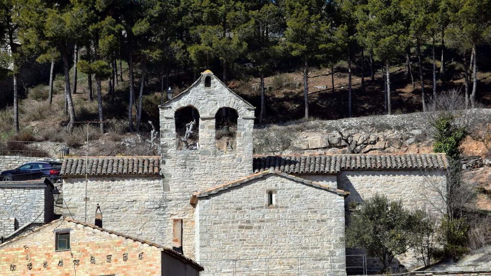 25.02.2018 Església de Sant Julià  Estaràs -  Ramon Sunyer