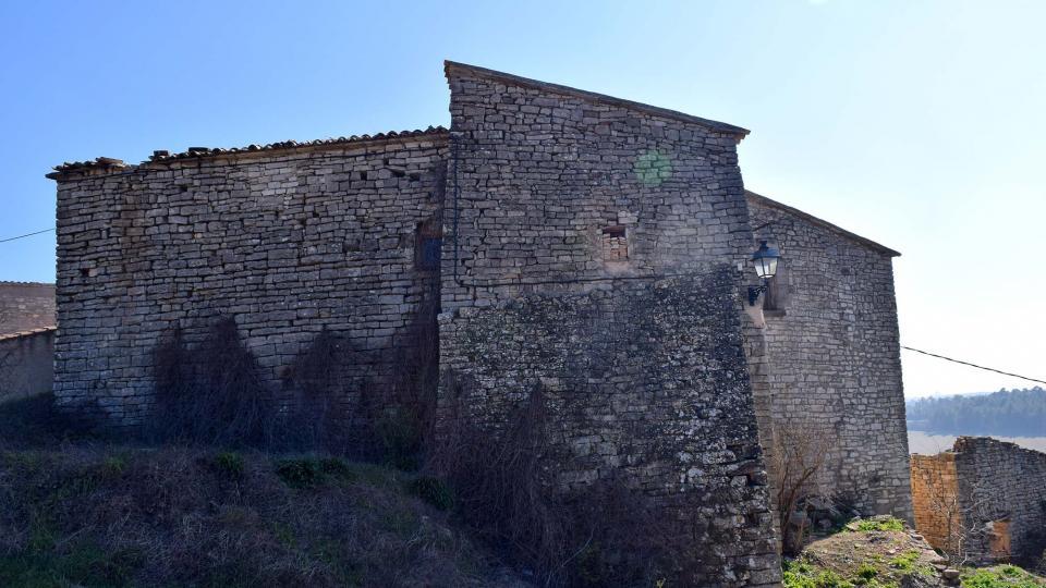25.02.2018 Castell  El Castell de Santa Maria -  Ramon Sunyer