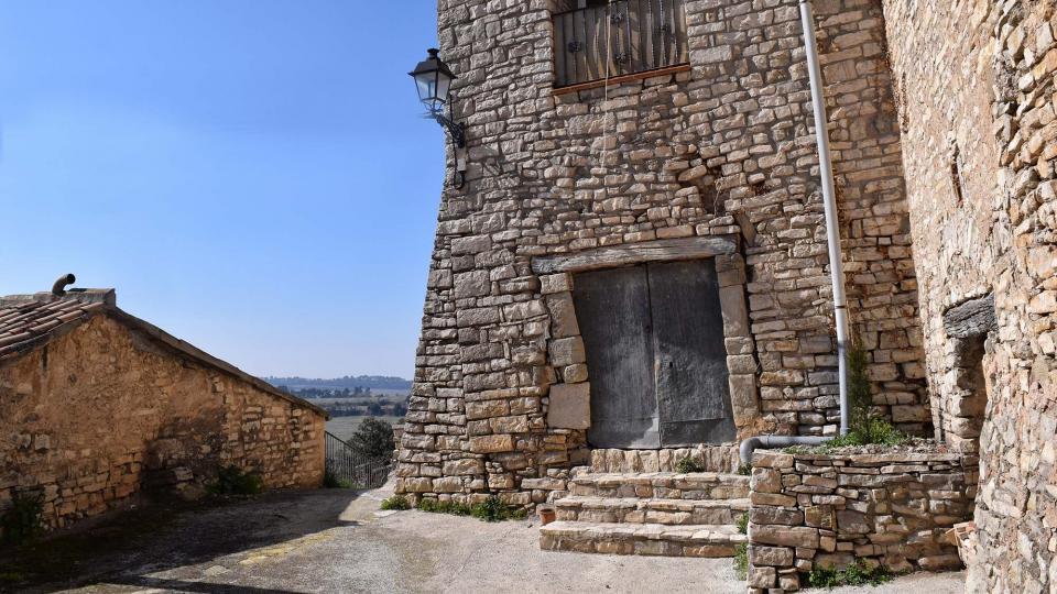 25.02.2018   El Castell de Santa Maria -  Ramon Sunyer