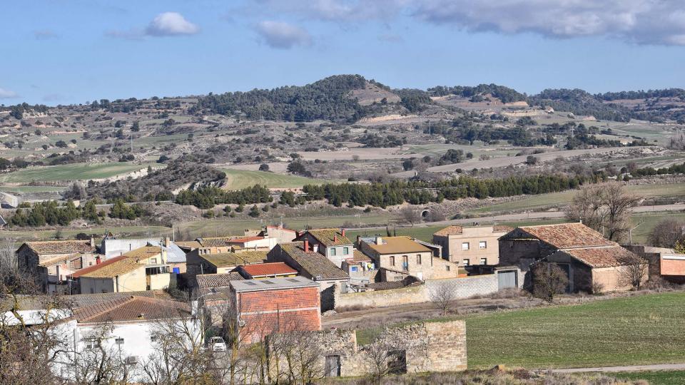 28.01.2018 poble  Sant Pere dels Arquells -  Ramon Sunyer