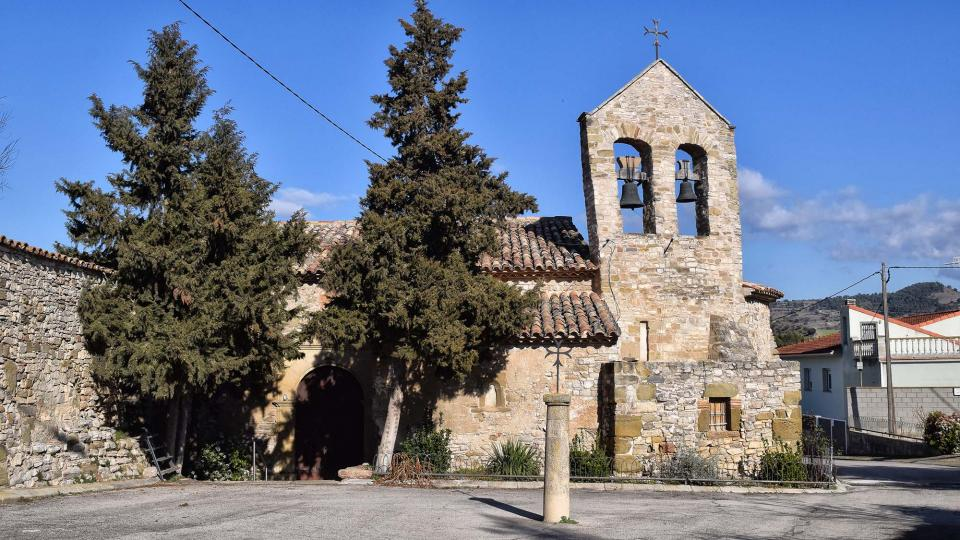 Church of Sant Pere - Author Ramon Sunyer (2018)
