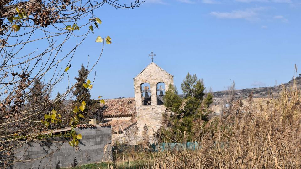 28.01.2018 Església de Sant Pere   Sant Pere dels Arquells -  Ramon Sunyer