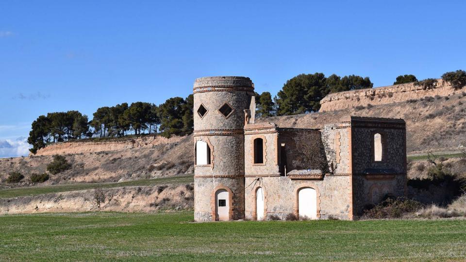 03.03.2018 Torre de les aigües o dels francesos  Rubinat -  Ramon Sunyer