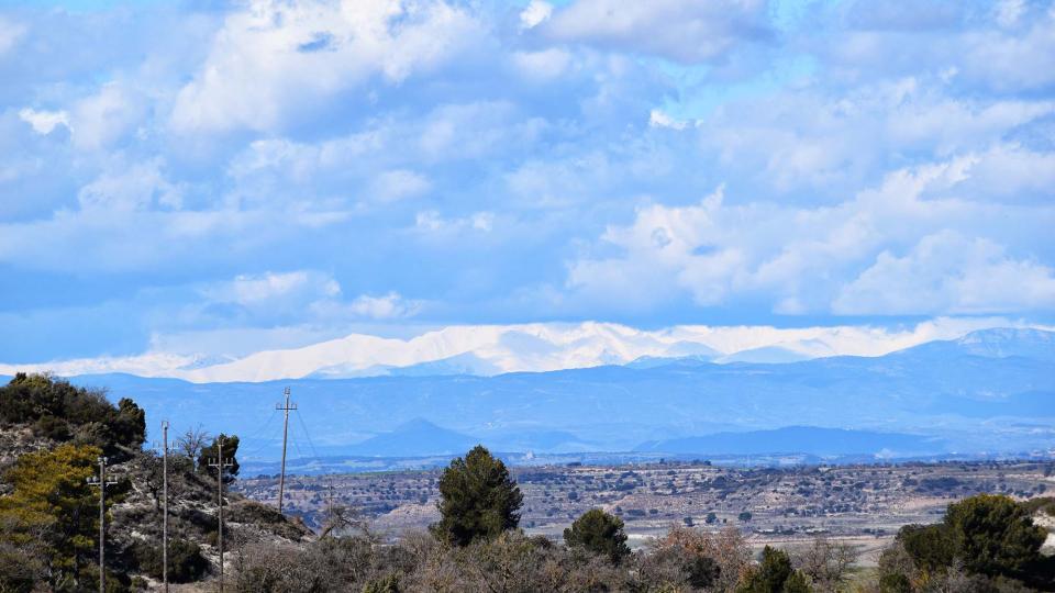 03.03.2018 paisatge  Sant Antolí i Vilanova -  Ramon Sunyer