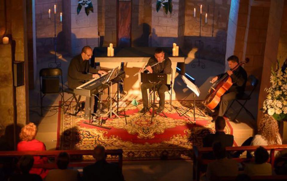 Nou concert del Festival MEB amb Trio Segarrenc -