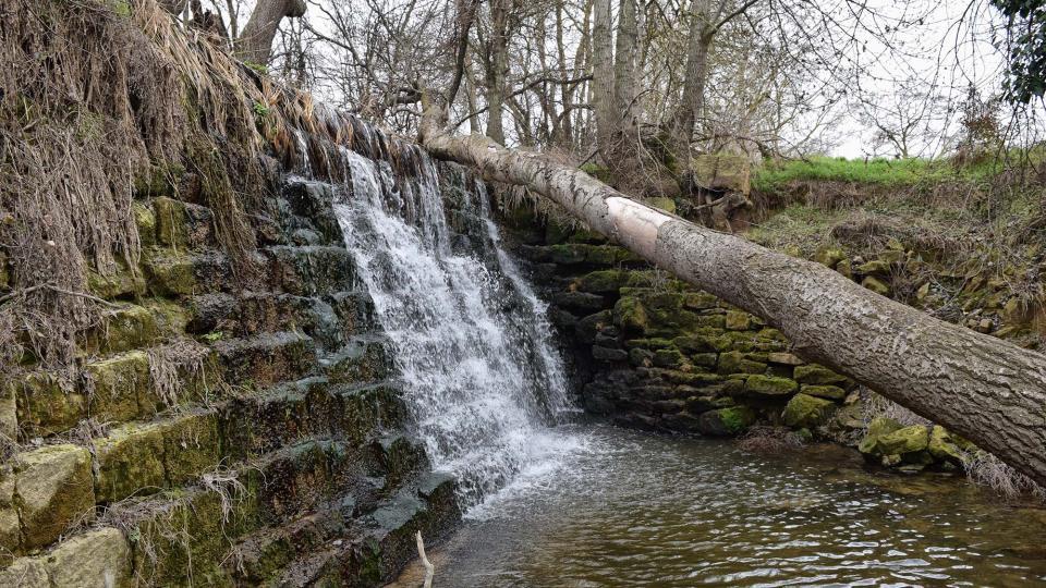 Fluvial space Peixera de la Puda