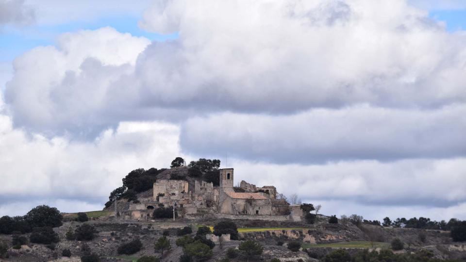 04.03.2018 poble  Montlleó -  Ramon Sunyer