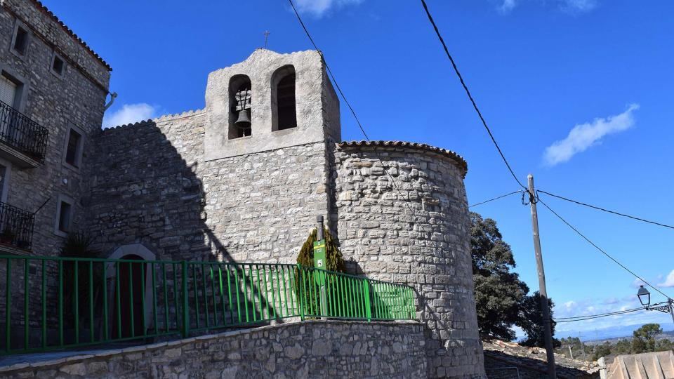 Église de Santa Creu - Auteur Ramon Sunyer (2018)