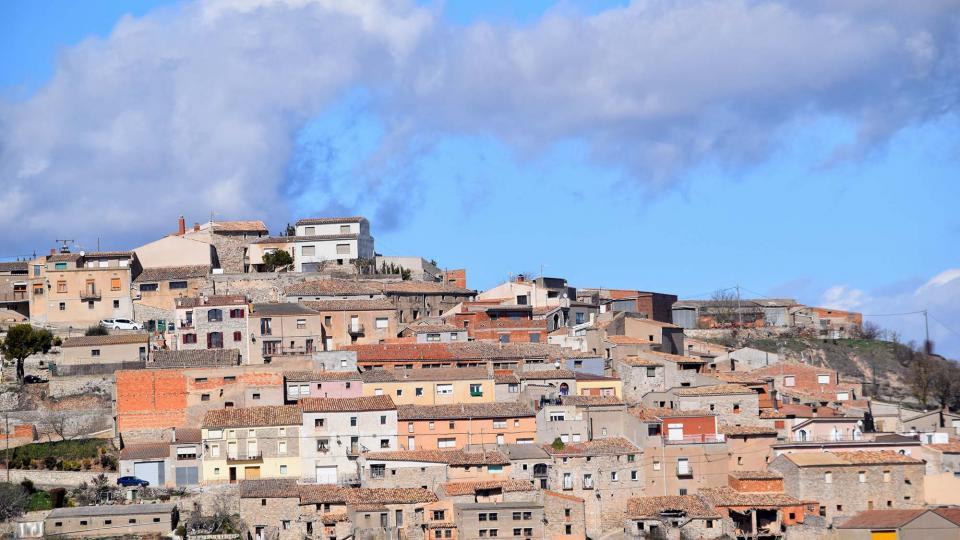 07.03.2018 vista del poble  Talavera -  Ramon Sunyer