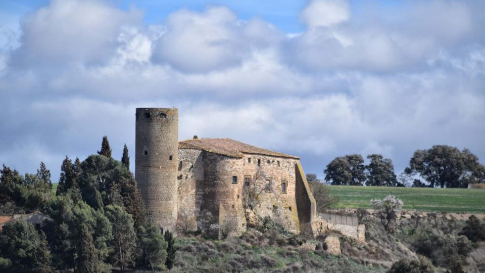 11.03.2018   Castellmeià -  Ramon Sunyer