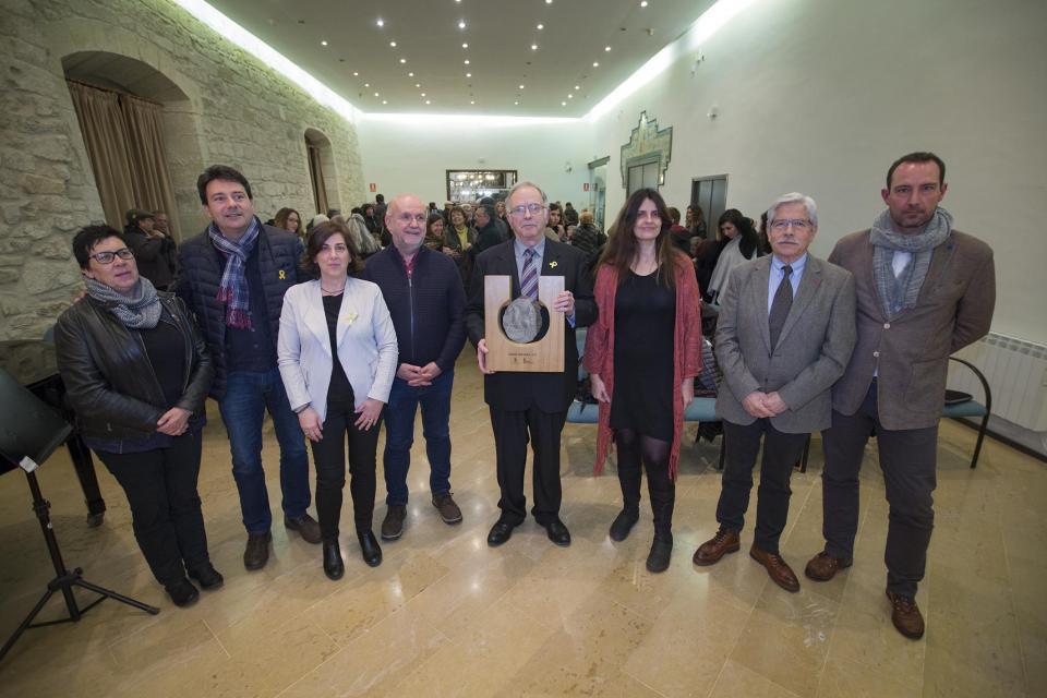 L'espitllera del setè Premi Sikarra es queda al Castell de Santa Coloma de Queralt -