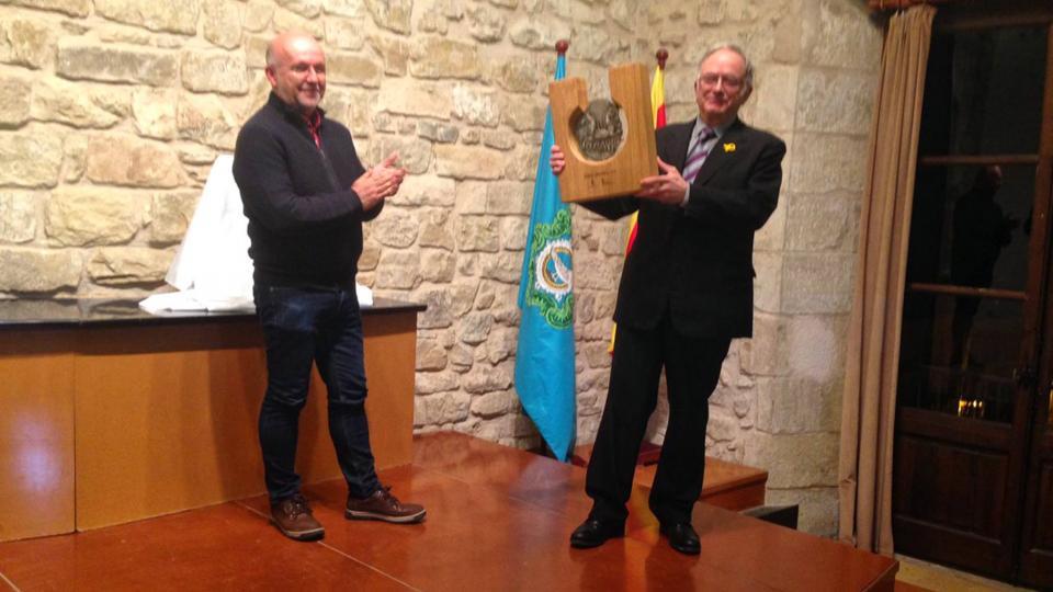 L'espitllera del setè Premi Sikarra es queda al Castell de Santa Coloma de Queralt