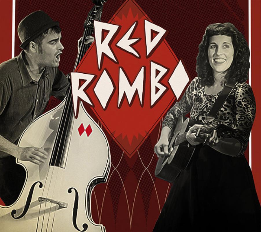 Red Rombo actua dissabte a Calaf en el marc del Festival MEB