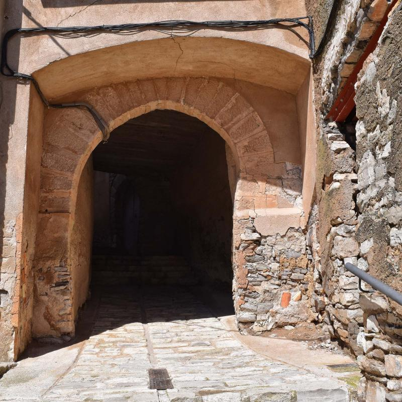 15.04.2018 portal  La Rabassa -  Ramon Sunyer