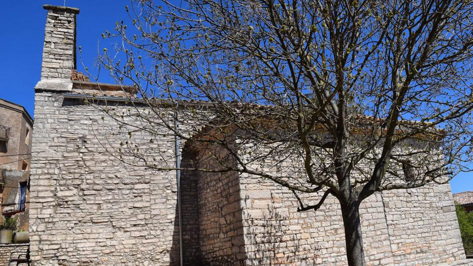 15.04.2018 Església de Sant Cristòfol  La Rabassa -  Ramon Sunyer