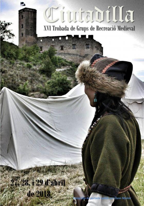 Ciutadilla medieval 2018