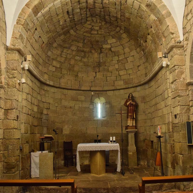 Església de Sant Esteve - Autor Ramon Sunyer (2018)