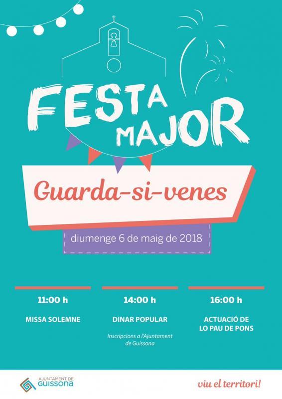 Festa major de Guarda-si-venes 2018