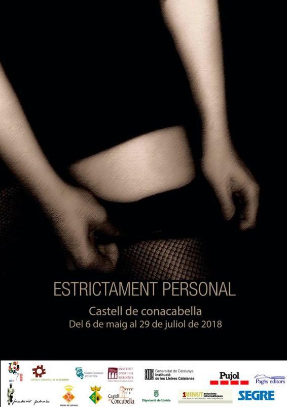 Exposició 'Estrictament personal' - Concabella