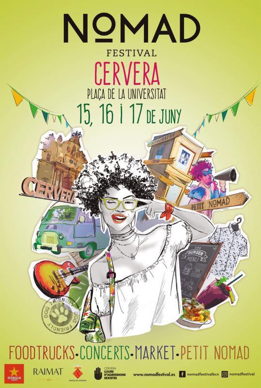 3r Nomad Festival Cervera 2018 - Cervera