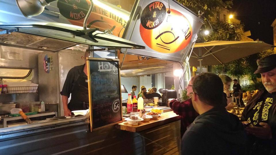 16.06.2018 foodtruck  Cervera -  Ramon Sunyer