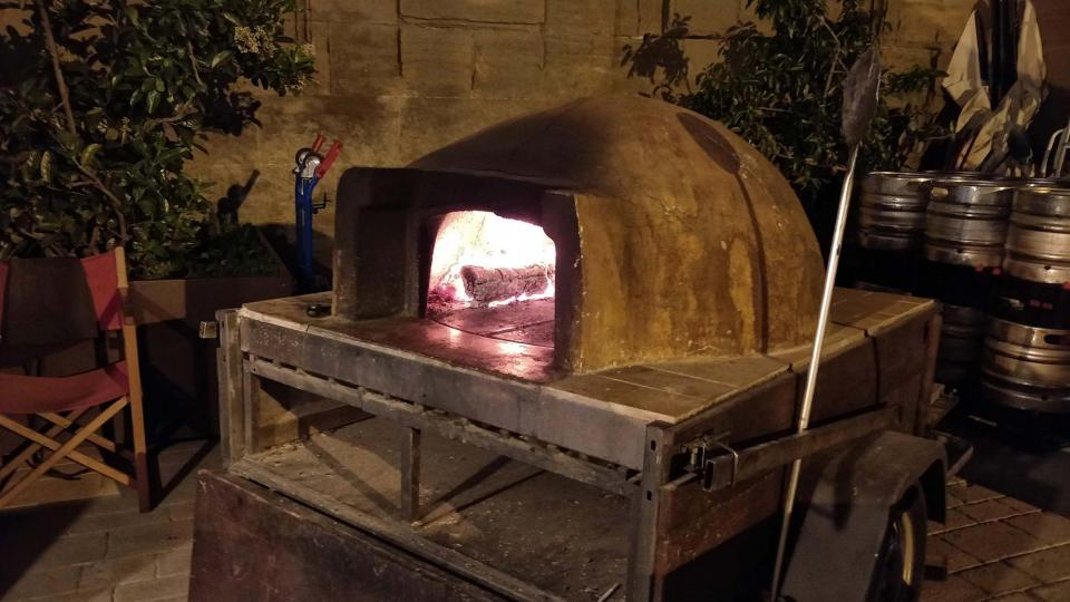 16.06.2018 forn pizza  Cervera -  Ramon Sunyer