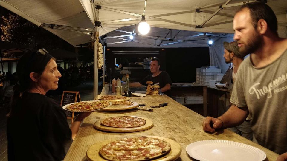 16.06.2018 pizzeria  Cervera -  Ramon Sunyer