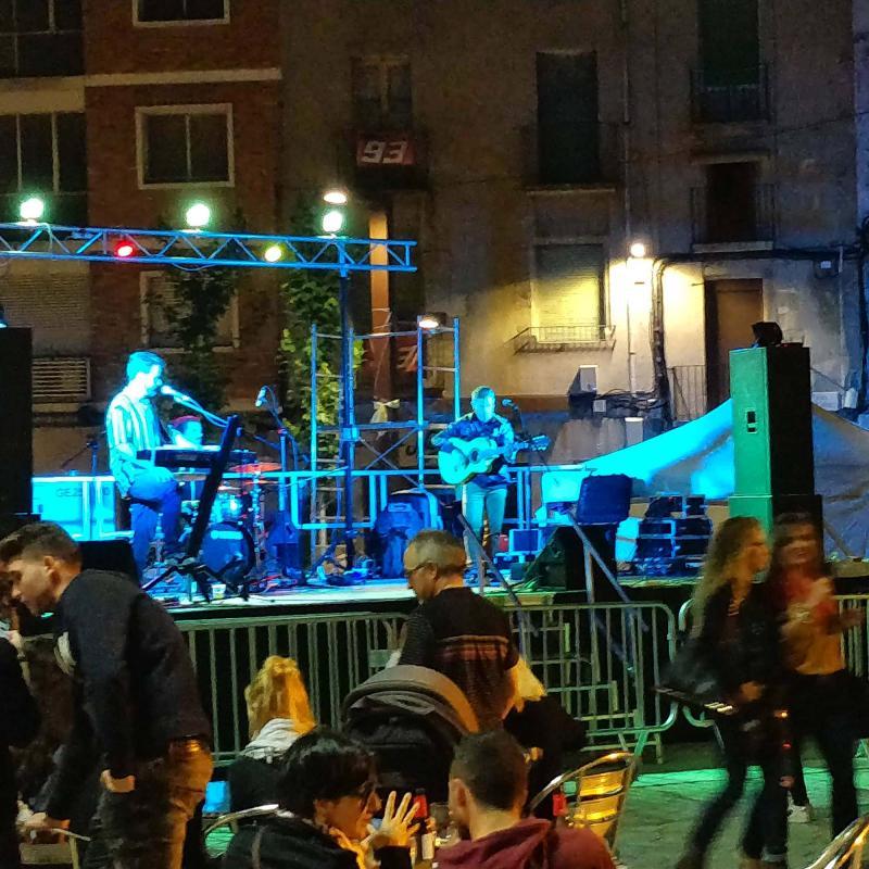 16.06.2018 Concert amb Dantuvi  Cervera -  Ramon Sunyer
