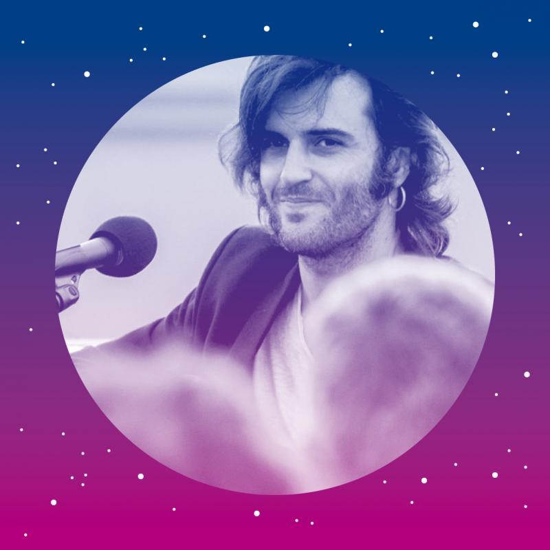 cartell Concert de Xarim Aresté