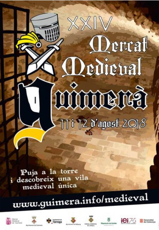 XXIV Mercat Medieval de Guimerà