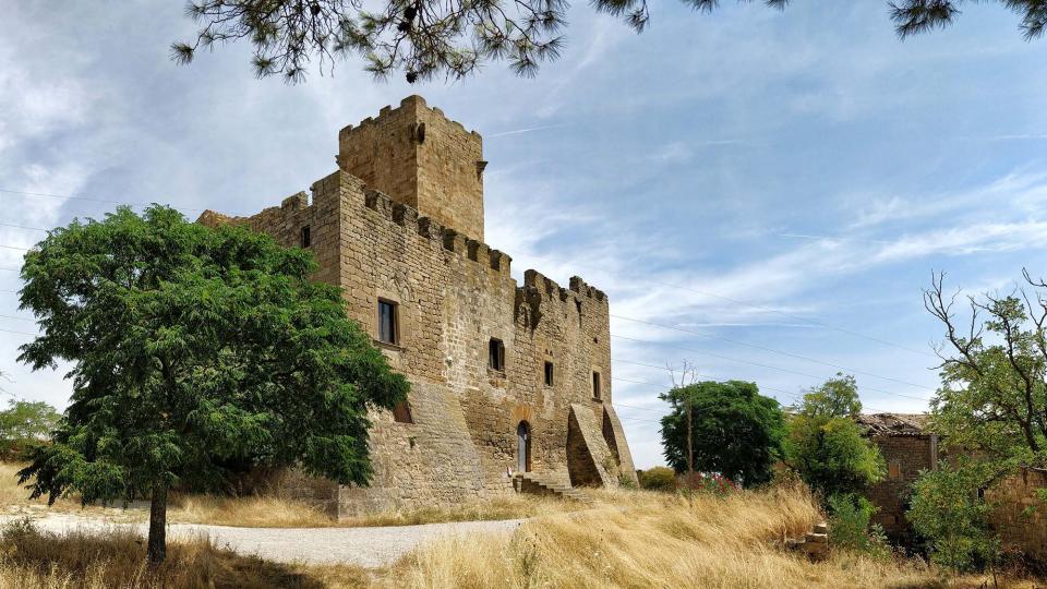 28.07.2018 Castell de Les Sitges  Florejacs -  Ramon Sunyer