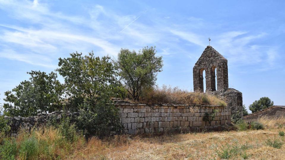 28.07.2018 Sant Pere de les Sitges  Florejacs -  Ramon Sunyer