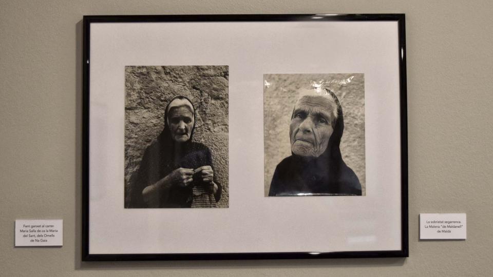 05.08.2018 Retrats de padrines  -  Miró i Rosinach